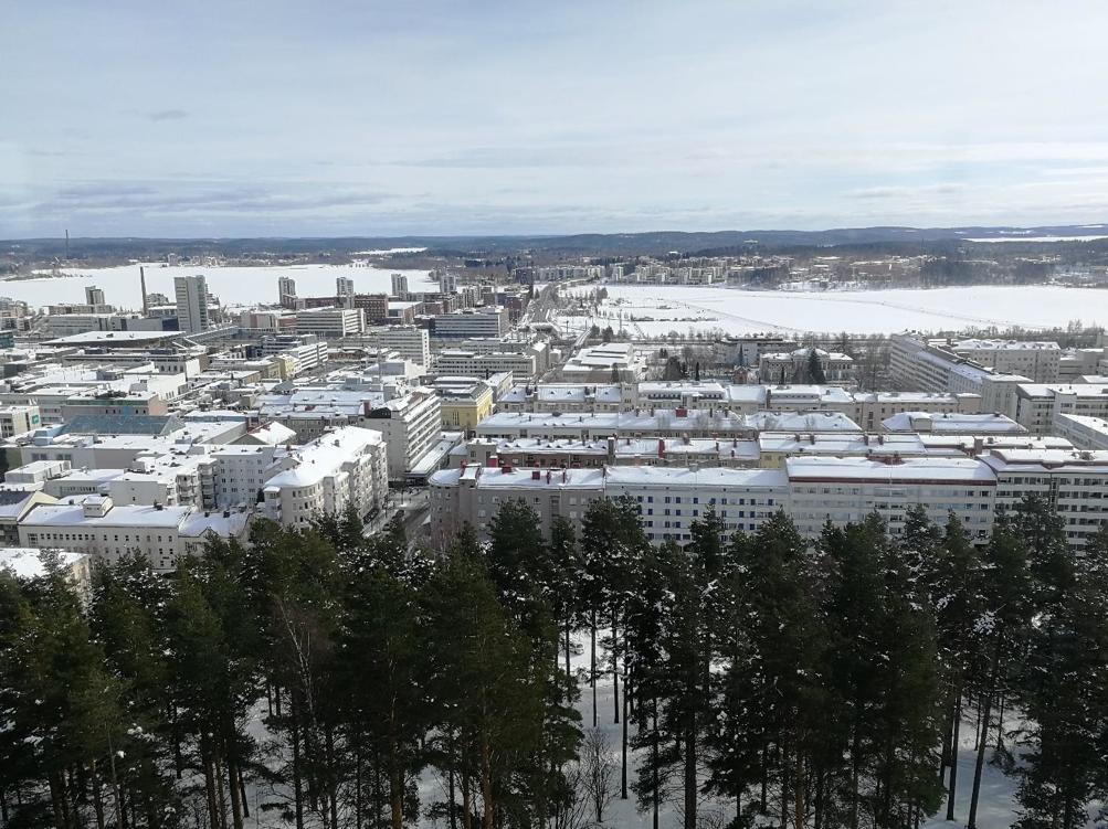 Historian Opiskelijain Liiton kevätseminaari Jyvääskylässä